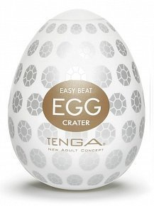 Мастурбатор яйцо Tenga Egg Crater stronger EGG-008