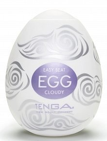 Мастурбатор яйцо Tenga Egg Cloudy stronger EGG-010