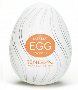 Мастурбатор яйцо Tenga egg Twister EGG-004